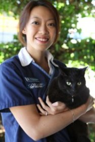 Say Hi to Dr GenevieveZhang